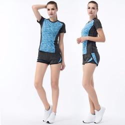 Bộ quần áo thể thao nữ tập gym yoga-bn0128