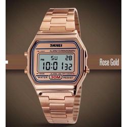 Đồng hồ điện tử vuông Skmei SK02B