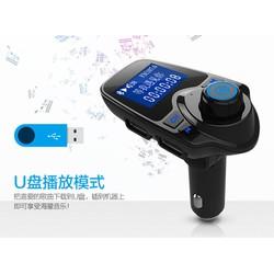 Tẩu sạc và nghe nhạc trên ô tô Car Mp3 Player T11