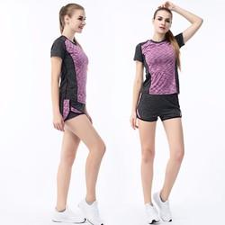 bộ quần áo thể thao nữ HÀNG NHẬP-bn0126