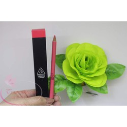 Son bút chì màu hồng san hô 3CE Drawing Lip Pen chính hãng