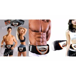 Máy massage tan mỡ bụng Vibro Sharp giảm eo hiệu quả
