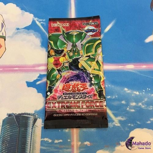 Gói bài Extreme Force - hàng Yugioh chính hãng Nhật Bản