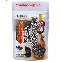 Tỏi đen orihiro Nhật Bản dạng viên – túi180 viên