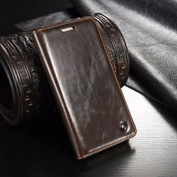 Bao Da CaseMe Galaxy Note 5 Màu Nâu