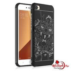 Ốp lưng Xiaomi Redmi Note 5A chống sốc hoa văn