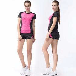 Bộ quần áo thể thao nữ HÀNG NHẬP-bn0127