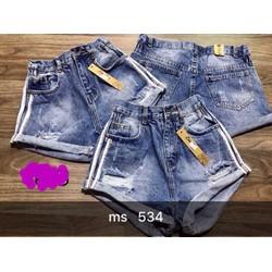 Quần short jean nữ thơi trang