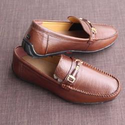 Giày mọi nam da bò cao cấp