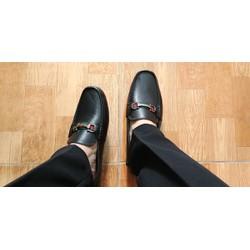 Giày lười giày mọi nam mới 2017