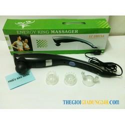 Máy massage LC2007 cầm tay 3 đầu tiện dụng