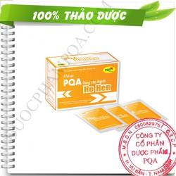 PQA Cốm Ho Hen dùng an toàn cho người huyết áp, tiểu đường