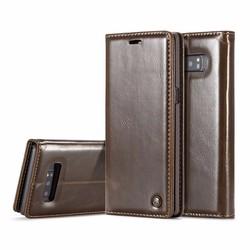 Bao Da CaseMe Galaxy Note 8 Màu Nâu