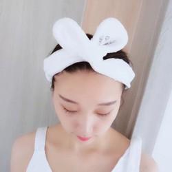 băng đô turban xoắn tai thỏ