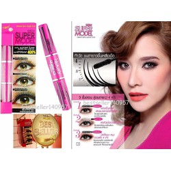 Mascara đa năng Mistine Super Model Miracle Lash