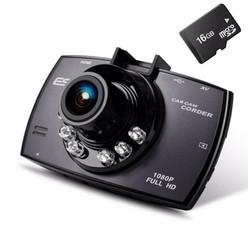 Camera Hành Trình 2524 Siêu Nét Full HD 1080P Có Cổng HDMI - Thẻ 16GB