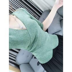 Áo len kim tuyến