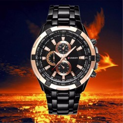 [HÀNG MỚI] Đồng hồ nam thời trang Curren 8023