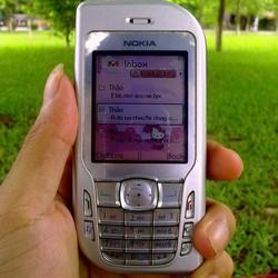 Nokia 6670  CHÍNH HÃNG