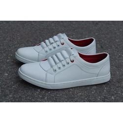 Giày nam da thật kiểu dáng thể thao trẻ trung