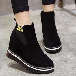 Giày Boot nữ thời trang B094D