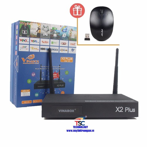 Android TVBox VINABOX X2 Plus Ver2 2017 - RAM 1GB Android 6.0 - 10477411 , 7504835 , 15_7504835 , 730000 , Android-TVBox-VINABOX-X2-Plus-Ver2-2017-RAM-1GB-Android-6.0-15_7504835 , sendo.vn , Android TVBox VINABOX X2 Plus Ver2 2017 - RAM 1GB Android 6.0