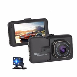Camera Hành Trình Dual Lens Dành Cho Xe Hơi Full HD 1080P Tachograph