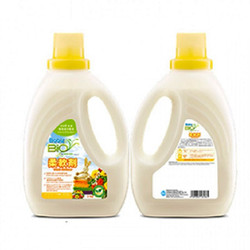 Nước xả vải Baby Bio 2kg hương đồng nội