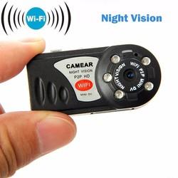 Camera mini siêu nhỏ không dây WiFi Q7