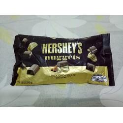 Chocolate Hershey nuggets