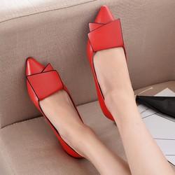 giày nữ thiết kế độc đáo kiểu dáng sang trọng