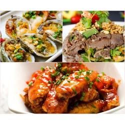 Set Lẩu hải sản đặc biệt cho 06 người tại nhà hàng Red House