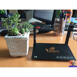 Android TVBox VINABOX X9-Biến TIVI Thường Thành SMART TIVI Thông Minh [ĐƯỢC KIỂM HÀNG] 7506446 - 7506446 thumbnail