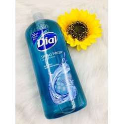 Sữa tắm DIAL SPRING WATER