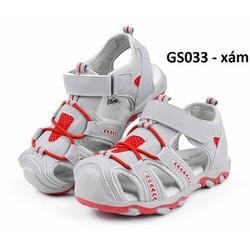 Giày sandal rọ cho bé