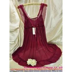 Đầm ngủ dành cho chị em thiết kế quyến rũ DLS66
