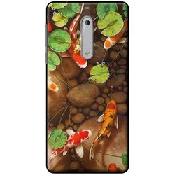 Ốp lưng Nokia 5 Cá Koi