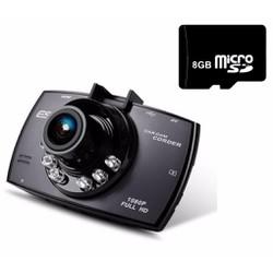 Camera Hành Trình 2524 Siêu Nét Full HD 1080P Có Cổng HDMI Thẻ 8GB