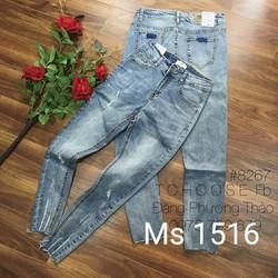 Quần Jean thời trang