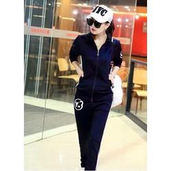 M,L,XL-Đồ bộ nữ thu đông luxury-VDX236