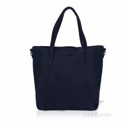 Túi xách verchini màu xanh đen 004242