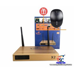 Android TVBox VINABOX X2 - RAM 1GB - RAM 1GB Android 4.4