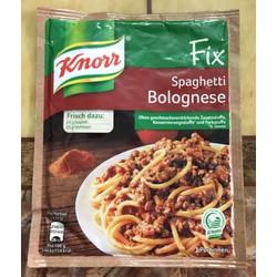 Gia vị làm mì Spaghetti Bolognese vị bò bằm