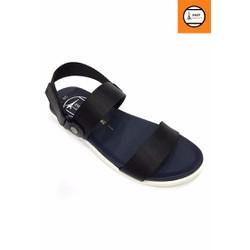 Giày sandal nam 2 quai xám xanh trẻ trung