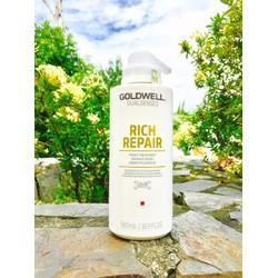 Dầu hấp tóc Goldwell Rich Repair 60Sec 500ml