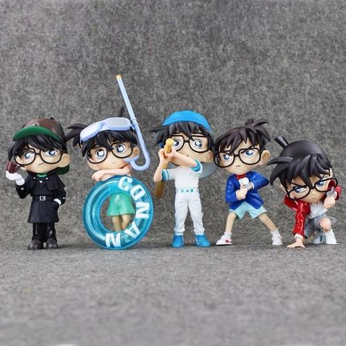 Bộ 5 Mô Hình Conan - Từ 6 đến 10 - Detective Conan - 7725842 , 7523370 , 15_7523370 , 839000 , Bo-5-Mo-Hinh-Conan-Tu-6-den-10-Detective-Conan-15_7523370 , sendo.vn , Bộ 5 Mô Hình Conan - Từ 6 đến 10 - Detective Conan