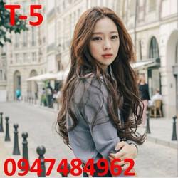 tóc giả nữ han quốc tg5
