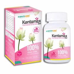 Thực phẩm hỗ trợ tăng cân Kentamax 200