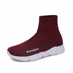 giày boot nữ  Mã: GC0239 - ĐÔ