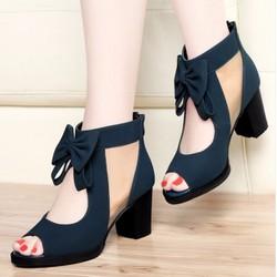 Giày cao gót nữ size 34 đến 40 - giá 850k -G8167M